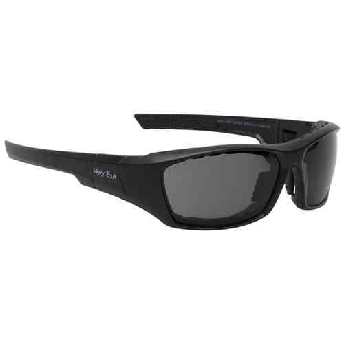 Bullet Matt Black/Polarised Smoke